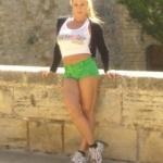 Entrenadora personal en Madrid, ponte en forma con el fitness