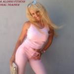 Entrenamiento de glúteos para mujeres. Entrenadora online de fitness